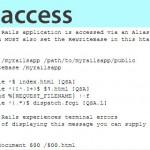 حذف کردن www از اول سایت با htaccess