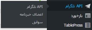 telegram-parswp