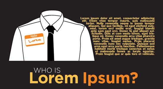 لورم ایپسوم چیست و چه کاربردی در پروسه طراحی دارد