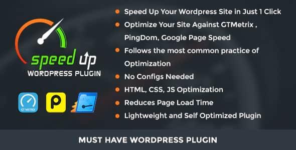 افزایش سرعت وردپرس با Speed Up WordPress