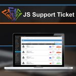 تیکت پشتیبانی در وردپرس با JS Support Ticket