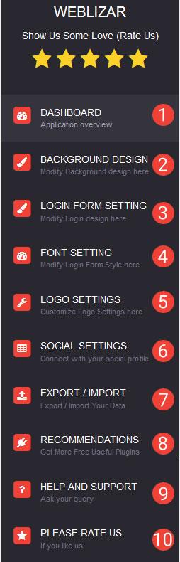 شخصی سازی صفحه ورود وردپرس با Admin Custom Login