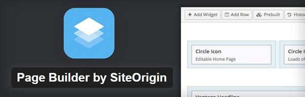 آموزش ساخت صفحات واکنش گرا در وردپرس با SiteOrigin