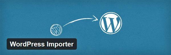 آموزش درون ریزی در وردپرس با افزونه WordPress Importer